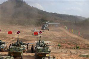 Campuchia - Trung Quốc diễn tập chung 'Rồng vàng 2020' bất chấp dịch COVID-19