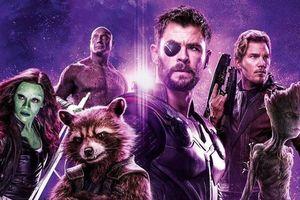 Nhóm Guardians of the Galaxy sẽ xuất hiện trong Thor 4
