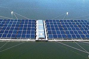 Hệ nguồn điện Tổ hợp thủy điện – điện mặt trời nổi: Công nghệ mới của năng lượng tái tạo
