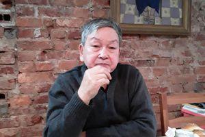 Họa sĩ Phạm Viết Hồng Lam: Từ 'cùng tắc biến' đến 'bước qua mũi chân mình'