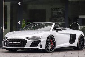 Siêu xe thể thao Audi R8 tăng công suất tới 1.035 mã lực