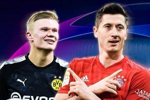 Bộ đôi Bundesliga dẫn đầu top ghi bàn Champions League