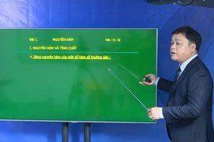 Quảng Nam bắt đầu dạy học qua truyền hình cho học sinh lớp 12