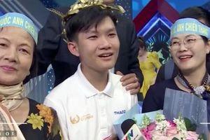 Nam sinh Đắk Lắk giành vé chung kết năm Đường lên đỉnh Olympia