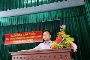 Kiều bào Hàn Quốc: Về cách ly chống dịch Covid-19 vẫn chung tay vì học sinh nghèo