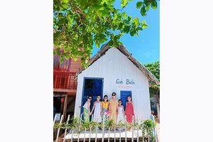 Ấn tượng du lịch cộng đồng ở Ðảo Bé