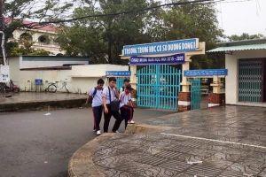 Kiên Giang có công văn hỏa tốc cho toàn bộ học sinh Phú Quốc nghỉ học