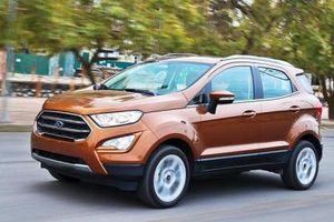 Bảng giá xe Ford mới nhất tại Việt Nam: Nhiều mẫu xe nhận ưu đãi giảm mạnh