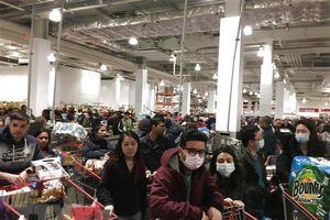 Chính phủ Mỹ kêu gọi người dân không tích trữ nhu yếu phẩm