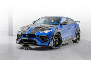 Mansory độ Lamborghini Urus Venatus màu xanh ấn tượng với công suất 800 mã lực