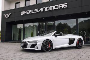 Gói độ Audi R8 V10 Plus Spyder tăng công suất lên hơn 1000HP