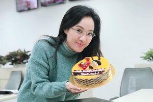 Sinh nhật giữa mùa COVID-19, BTV Hoài Anh nhớ kỷ niệm bên đồng nghiệp ban Thời sự ngày trước