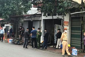 Hưng Yên: Đang điều tra vụ cháy nhà lúc nửa đêm khiến đôi vợ chồng cùng con nhỏ tử vong