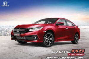 Thêm màu sắc mới, Honda Civic RS có thu hút khách hàng?