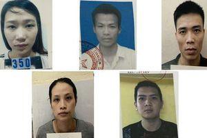 Xóa đường dây buôn ma túy từ Sài Gòn ra Hà Nội