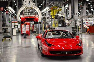 Sau Lamborghini, Ferrari tạm dừng hoạt động vì dịch Covid-19