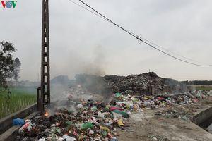 Người dân Bắc Ninh: 'Sống đâu âu đấy' làng nghề ô nhiễm mà phải chịu