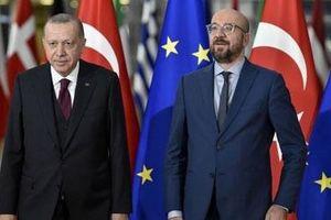 EU - Thổ Nhĩ Kỳ căng thẳng vì di dân