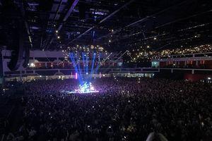 Bất chấp dịch COVID-19, đại nhạc hội vẫn diễn ra ở Anh