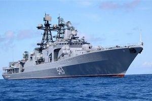 'Nguyên soái Shaposhnikov' nhận vũ khí cực mạnh sau nâng cấp