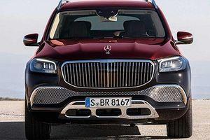 SUV siêu sang Mercedes-Maybach hơn 18 tỷ sắp đến tay đại gia Việt?