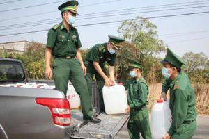Hỗ trợ nước ngọt cho 4 tỉnh biên giới biển Tây Nam