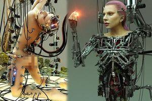 Ảnh khỏa thân gây sốc của Lady Gaga trên bìa tạp chí danh tiếng