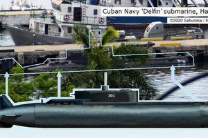 Những vũ khí khác thường của hải quân Cuba