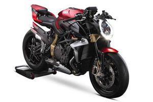 Có thể bạn chưa biết: MV Agusta Brutale 1000 Serie Oro là naked bike nhanh nhất thế giới