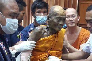 Nhà sư Thái Lan qua đời 2 tháng, thân thể bất hoại, gương mặt vẫn giữ nụ cười