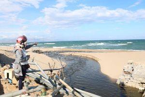 Ninh Thuận: Nước thải từ các trại nuôi tôm 'bức tử' môi trường biển