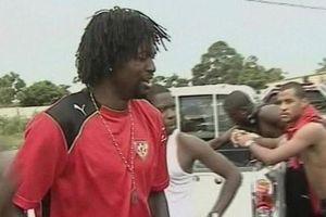 ĐT bóng đá Togo và ký ức hãi hùng về vụ phục kích bằng súng máy