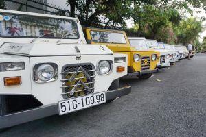 Ô tô 'made in Vietnam' xuất hiện từ 50 năm trước