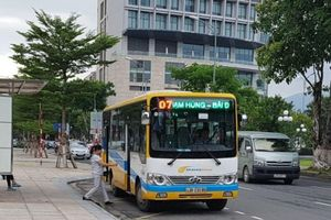 Đà Nẵng điều chỉnh biểu đồ 12 tuyến buýt trợ giá vì COVID-19