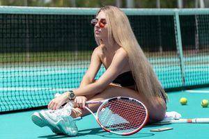 3 hot girl thế hệ 10X của làng quần vợt