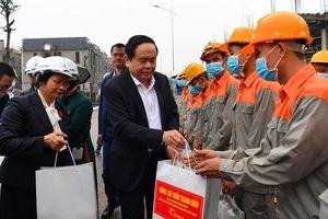 Chủ tịch Ủy ban Trung ương MTTQVN dự đại hội điểm Đảng bộ cơ sở tại Thái Nguyên