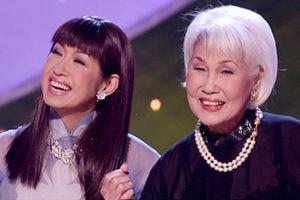 'Đệ nhất danh ca' Thái Thanh và đại gia đình toàn người nổi danh trong âm nhạc