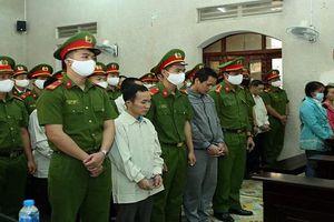 Vụ 'Hoạt động nhằm lật đổ chính quyền nhân dân': 2 bị cáo lĩnh án tù chung thân
