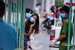 Kết quả xét nghiệm cư dân chung cư Hòa Bình tiếp xúc bệnh nhân 48