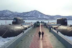Nga nâng cấp căn cứ tàu ngầm của Hạm đội Thái Bình Dương ở Kamchatka