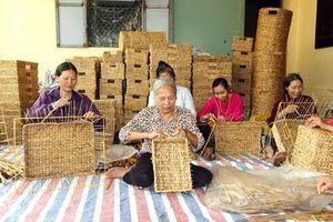 Nhiều lao động nông thôn được tạo việc làm
