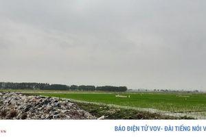 Xử lý ô nhiễm môi trường cần sự chung tay của người dân Bắc Ninh
