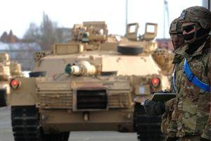Mỹ dừng triển khai quân tham gia tập trận 'Người bảo vệ châu Âu 2020'
