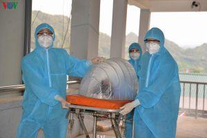 Diễn tập phòng chống dịch Covid-19 tại Khu du lịch Quốc gia Mộc Châu