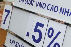 Nhiều ngân hàng điều chỉnh giảm lãi suất huy động