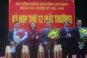 Cao Bằng có Phó Chủ tịch UBND tỉnh 40 tuổi