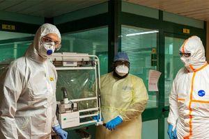 COVID-19 Ý: Gần 3000 người chết, 8% ca nhiễm là nhân viên y tế