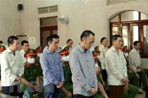 Tuyên án chung thân 2 bị cáo âm mưu lật đổ chính quyền