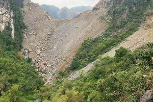 Ninh Bình: Khai thác đá phá rừng phòng hộ, không ai chịu trách nhiệm?