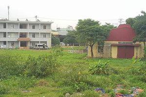 Vụ đất chuyển nhượng ở KCN Thạch Thất bị lấn chiếm: UBND huyện Quốc Oai khẳng định không có tranh chấp